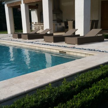 landscape and hardscape installation in Baton Rouge